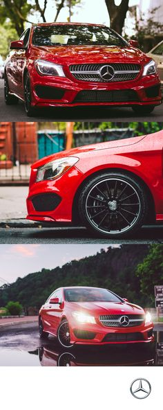 Whisper elegance without shouting opulence with the Mercedes-Benz CLA250.  #MBPhotoCredit: Jerm Cohen