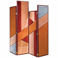 Folding Screen Room Divider, Partition Screen, Room Screen, Room Dividers, Folding Screens, Partition Walls, Luxury Italian Furniture, Wooden Screen, Acoustic Panels