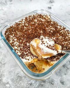 20 Min, Nutella, Tiramisu, Pudding, Sweets, Healthy Recipes, Meals, Vegan, Breakfast