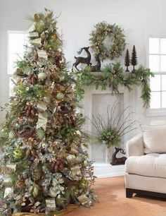 Are you looking for inspiration for your Christmas Tree this year? 70% of American households will put their Christmas tree up after Thanksg...