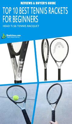 Best Tennis Rackets for Beginners Ultimate List (March) Best Tennis Racquet, Head Tennis, Muscle Power, Great Power, Buyers Guide, Rackets, Female, Funny, Top