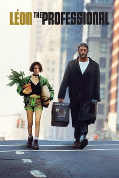 Jean Reno, Gary Oldman, Natalie Portman and Danny Aiello star in Leon: The Professional, a go-for-broke thriller about a professional assassin whose work becomes dan The Professional Movie, Professional Costumes, Leon The Professional Mathilda, Natalie Portman The Professional, Iconic Movies, Old Movies, Great Movies, Natalie Portman Leon, Natalie Portman Mathilda
