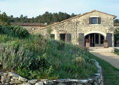 a renovated barn in the provence   THE STYLE FILES