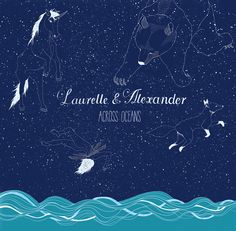 Emily May - Album artwork for Canadian band, Laurelle and Alexander