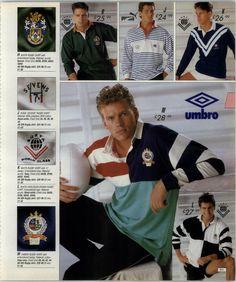 BRIAN MILLS 1988-89 Autumn Winter Mail Order Catalogue ON DVD PDF JPEG FORMATS | eBay