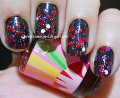 Kawaii Nail Lacquer - Sailor Mars