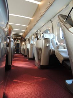 We take a luxurious trip to Aomori in the first class section of the bullet train