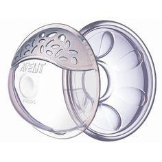 Proteja os seios da Mamãe contra a irritação e dores facilitando a extração do leite.