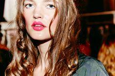 Le défilé Vivienne Westwood printemps-été 2015 côté beauté