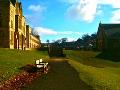 In here, I found tranquility, peace and enlightenment while attending a 3-day retreat. Ampleforth Abbey of the Order of St Benedict, Yorkshire, UK.