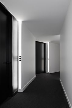 There was talk of having black carpet in the Stewart street side? I think it is too dark for our hallway and foyer? I saw a nice patterned grey at a friends aparment