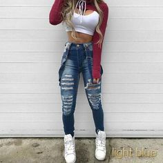 Baddie Outfits Casual, Cute Swag Outfits, Trendy Outfits, Swag Outfits For Girls, Outfits With Mom Jeans, Cute Clothes For Teens, Back To School Outfits For Teens, Fair Outfits, Overalls Women