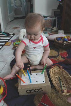 boite à forme montessori Trois bouts de carton (et un peu d'imagination)