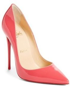 17677d3435a Women s Christian  Louboutin  So Kate  Pointy Toe  Pump  shoes  stiletto