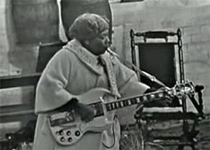 """This image refuses to be saved as anything other than """"Rock as Fuck.jpg."""" Go on. Prove me wrong. Do it. Do it, you coward. You can't. (Sister Rosetta Tharp) Read more: http://www.cracked.com/blog/5-women-who-invented-modern-pop-culture-and-got-no-credit/#ixzz3SgTMKpKw"""