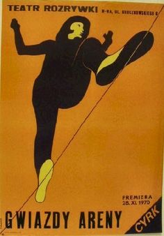 A History of Graphic Design: Chapter 37 - the Polish School and the Polish Art of Opera, Film and Circus Posters