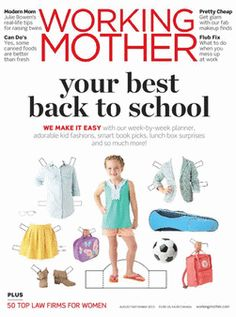 FREE $$ 12 Issues of Working Mother!