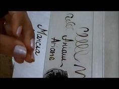 Treinando Assinatura - how to paint - YouTube