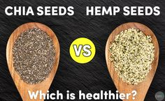 #Chia Seeds vs. #Hemp Seeds: Which Are Healthier? http://www.care2.com/greenliving/chia-seeds-vs-hemp-seeds-which-are-healthier.html