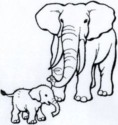 you will find a large selection of jungle coloring pages for your preschooler or toddler