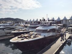 As a multi-award #winner, #MonteCarloYachts continues to develop its product portfolio and launched its new flagship model the #MCY105 in July this year. Monte Carlo Yachts is now showcasing its full range from 86-105 ft in #CannesYachtingFestival. How can you miss this #unique opportunity to experience these #luxury #yachts? http://bit.ly/1NlngBB #MCY105