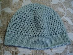 Ravelry: P.24 Warm Knit Cap pattern by Nihon Vogue (日本ヴォーグ社)