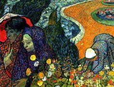 Ladies of Arles Memories of the Garden at Etten Vincent van Gogh