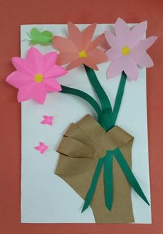 Postal para el Día de las Madres