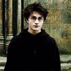 Kussen Bilder Gif Harry James Potter Daniel Radcliffe Harry Potter Harry Potter Film