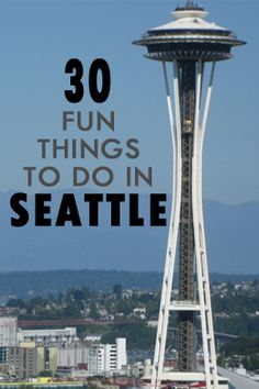 Make the most of your time in Seattle and add these activities to your itinerary!   TradeOnApp