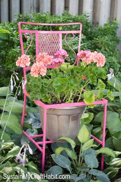 Diy Planters, Garden Planters, White Planters, Hanging Planters, Garden Chairs, Patio Chairs, Swing Chairs, Adirondack Chairs, Garden Projects