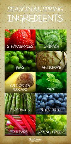 Seasonal-Spring-Ingredients