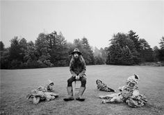 George Harrison shot by Barry Feinstein for album cover 'All Things Must Pass'