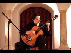 Leo Brouwer  Sonata. II-mov (Sarabanda de Scriabin) Alí Arango 2006