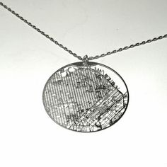 streets of San Francisco necklace. rad.
