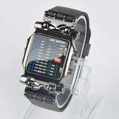 What Are Heart Rate Monitor Watches? Cool Watches, Watches For Men, Popular Watches, Wrist Watches, Digital Wrist Watch, Led Watch, Seiko Watches, Luxury Watches, Fashion Watches