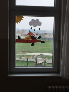 Puppet, Crafts For Kids, Crafting, Classroom, Windows, Children, Spring, Frame, Gifts