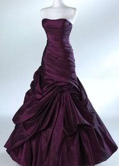 1000 images about plum weddings on pinterest plum for Frugal fannies wedding dresses