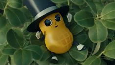 Planters Brings Back Mr. Peanut as Baby Nut in Super Bowl Ad