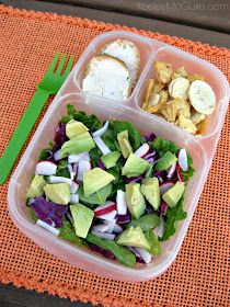Keeley McGuire: Lunch Made Easy: #GFCF Adult Work Lunches ~ Gluten, Dairy, & Nut Free