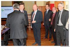 Gouverneur Briers bezoekt Destelbergen op zijn culturele Ronde van Oost-Vlaanderen