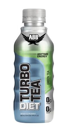 ABB Performance Green Tea, Diet Turbo Tea, 18 Fluid Ounce ** You can find out more details at the link of the image.