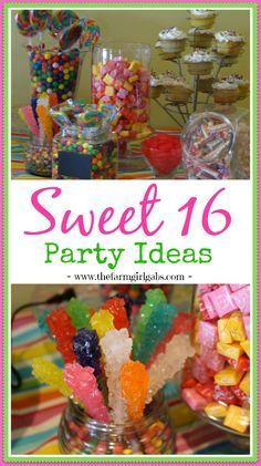 Budget Friendly Sweet 16 Party Planning Ideas From How Does Your Garden Grow