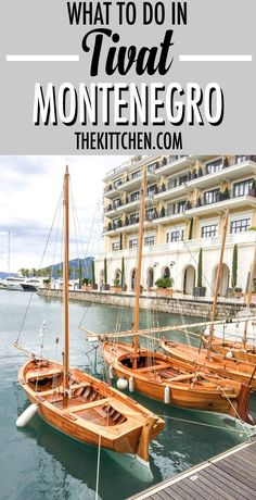 The best things to do in the charming town of Tivat, Montenegro. ***************************************** Montenegro travel | Europe travel | Europe destinations | Tivat Montenegro | Tivat Montenegro travel