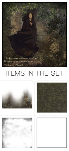 """""""Wuthering Heights"""" by ritadolce ❤ liked on Polyvore featuring art"""
