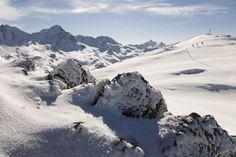 Schneeschuhwandern am Sonnenkopf