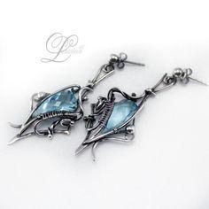 AIEERLIAH earrings by Lunarieen
