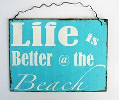 *Life is better @ the Beach*        Design geschützt Dokument-Nr. 1305   Prionachweis Rechtsanwälte Breuer Lehmann  80538 München      Das Schild i...