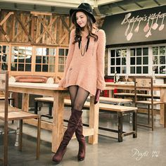 Buy 'PUFII – Faux-Suede Wedge Boots' with Free International Shipping at YesStyle.com. Browse and shop for thousands of Asian fashion items from Taiwan and more!