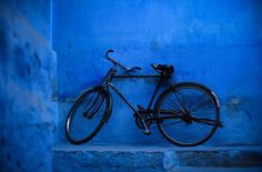 Photograph The Blue City by Vichaya Pop on 500px